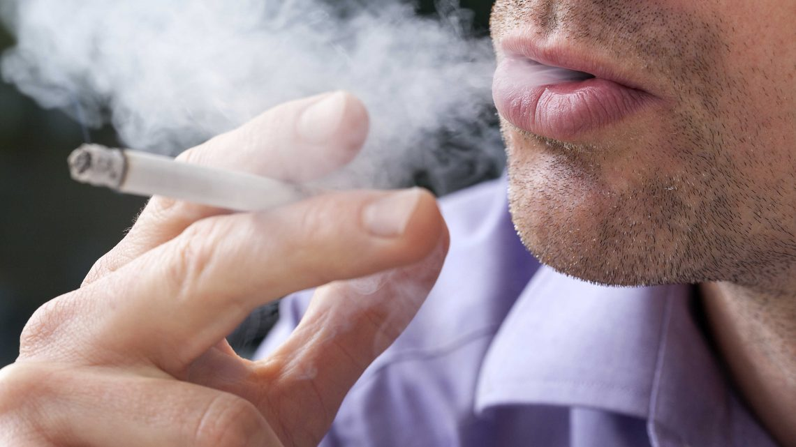 Second hand smoke – You are at risk