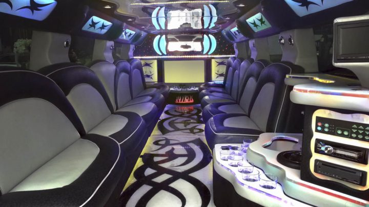 Making Your Party Bus Ride More Sensual
