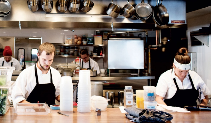 Cloud Kitchen is Excellent for A Business Startup