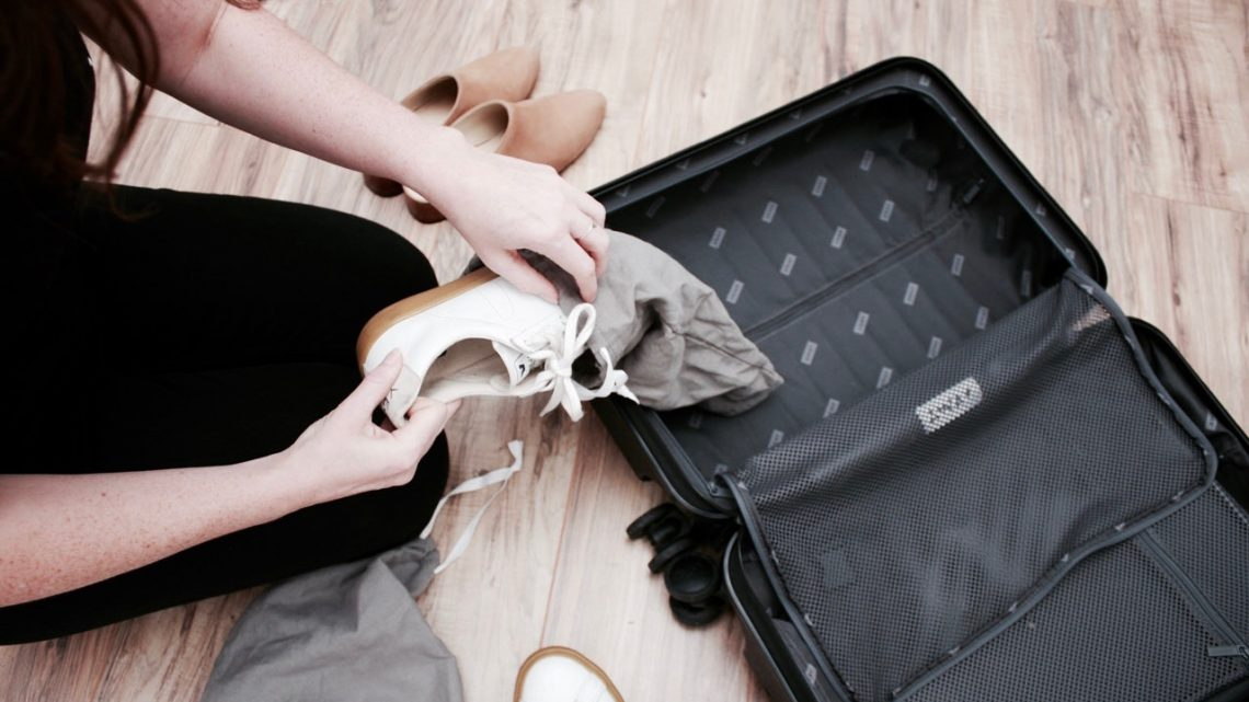 The Useful Tips On How To Pack Shoes In A Suitcase